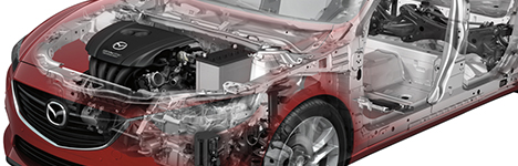 SKYACTIV TECHNOLOGY