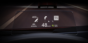 Colour Active Driving Display (ADD)