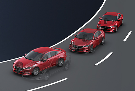 SKYACTIV‑VEHICLE DYNAMICS with G‑Vectoring Control
