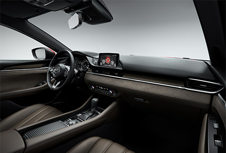All-New, Ultra-Refined Interior