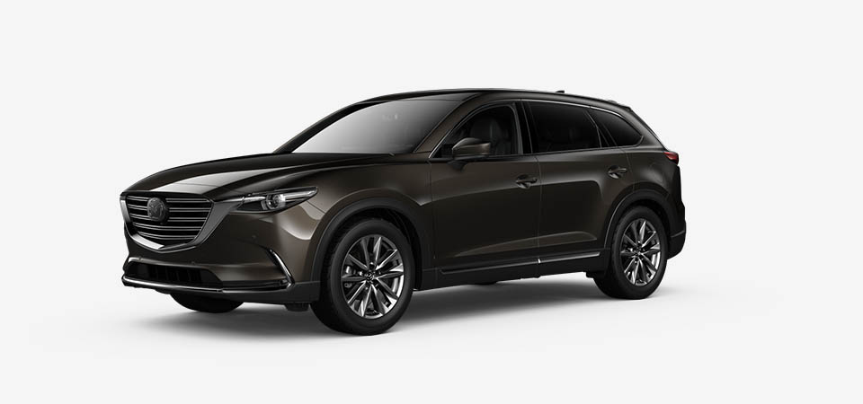 Mazda CX-9 2019 Titane flash mica