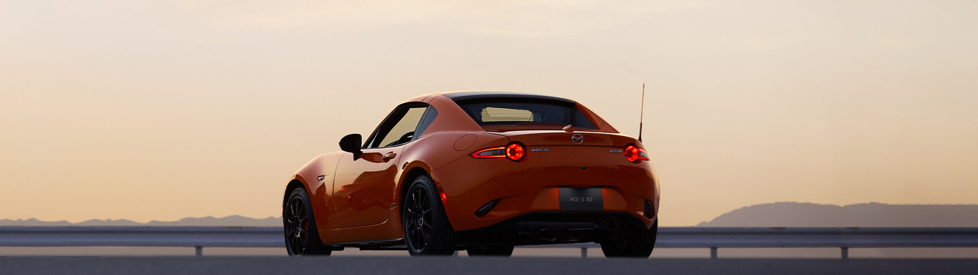 2019 MX-5 RF | Retractable Fastback | Mazda Canada