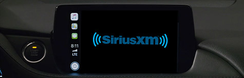 SiriusXM Traffic Plus et Travel LinkMD