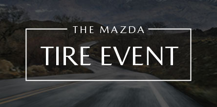 The Mazda Tire Event