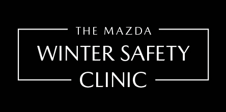 The Mazda Winter Safety Clinic