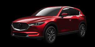 The CX-5, with i-ACTIV AWD.