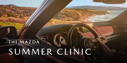 The Mazda Summer Clinic