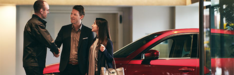 Get to know your local Mazda dealer